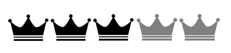 recensie 3 kroontjes