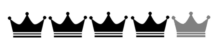recensie 4 kroontjes