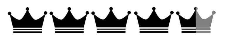 recensie 4,5 kroontjes