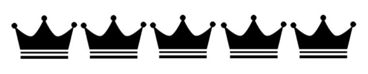 recensie 5 kroontjes
