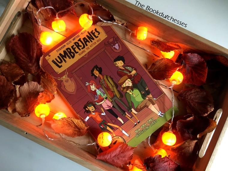 lumberjanes vol 1