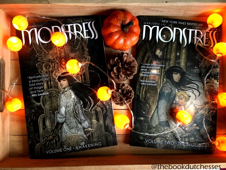 monstress vol 1 & 2