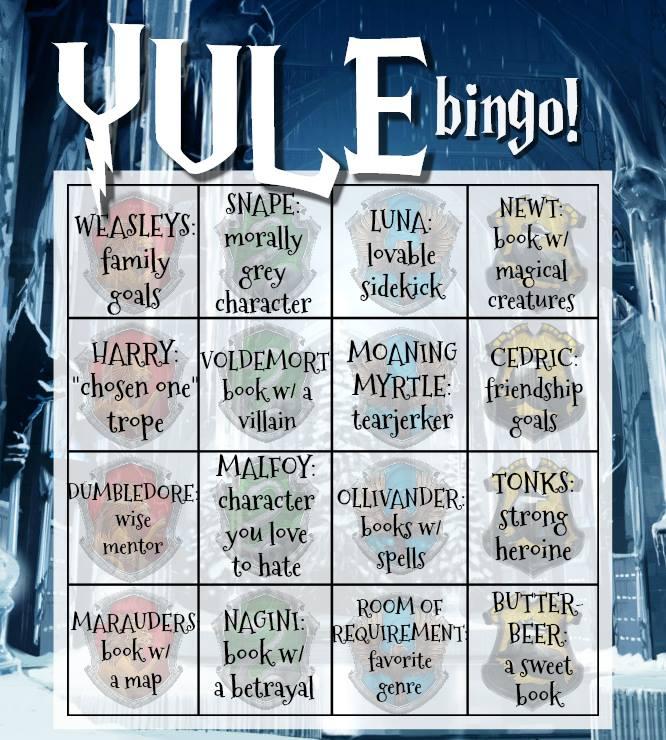 yule bingo
